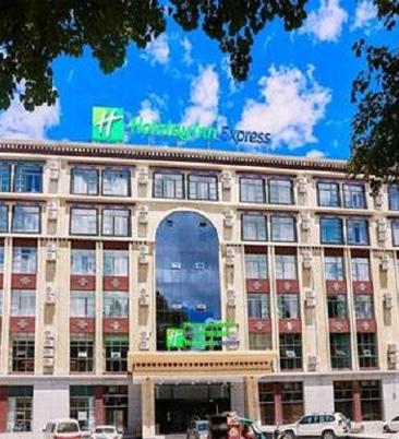 拉萨布达拉宫智选假日酒店防火玻璃安装